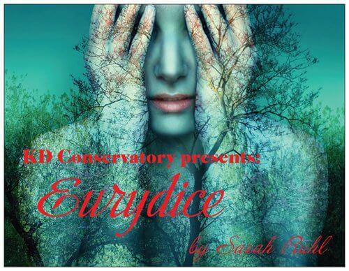 Eurydice Postcard front